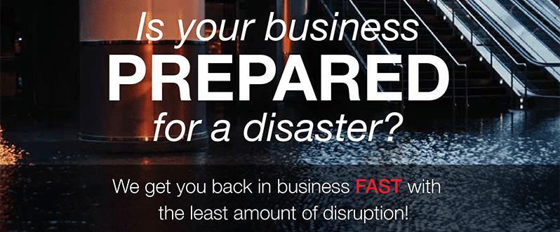 Commercial Restoration - Are Your Prepared?