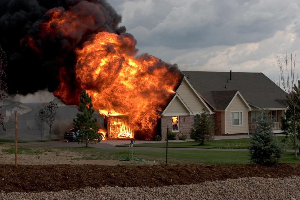 How Mold Can Develop After a House Fire in Arizona
